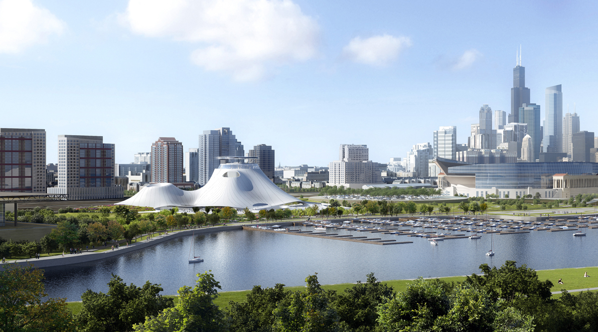 MAD_Lucas-Museum-of-Narrative-Art_View-from-Northerly-Island_web