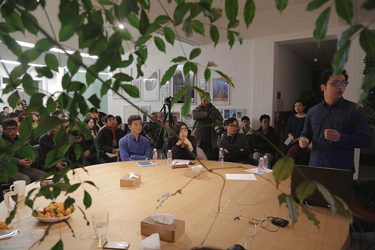 第七届2015MAD旅行基金报告会现场 (1)