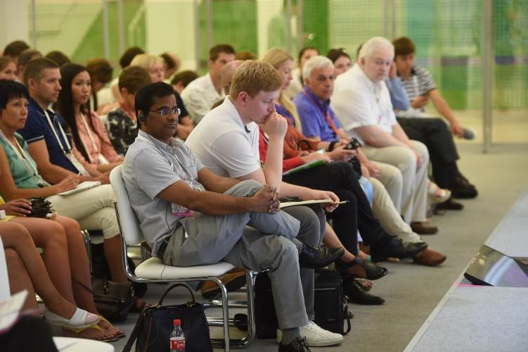 'Панельная дискуссия «Преимущества масштаба. Устойчива ли азиатская модель стомиллионного гигаполиса»|Panel discussion The