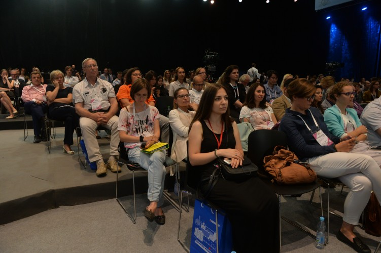 'Пленарное заседание «Возвращение невозможного. О чем мечтают архитекторы сегодня?»|Plenary session What