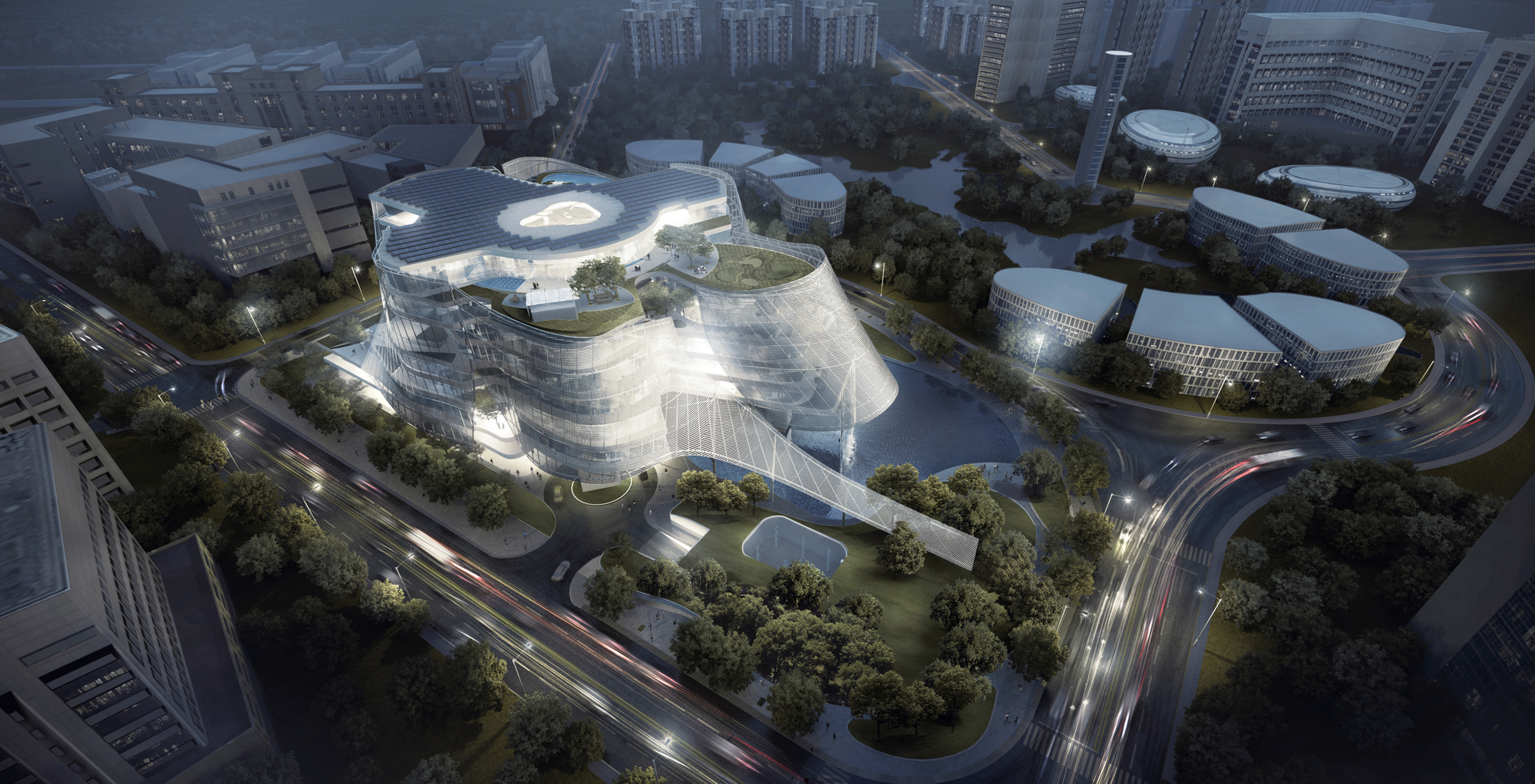 01_MAD_Xinhee Design Center_Rendering