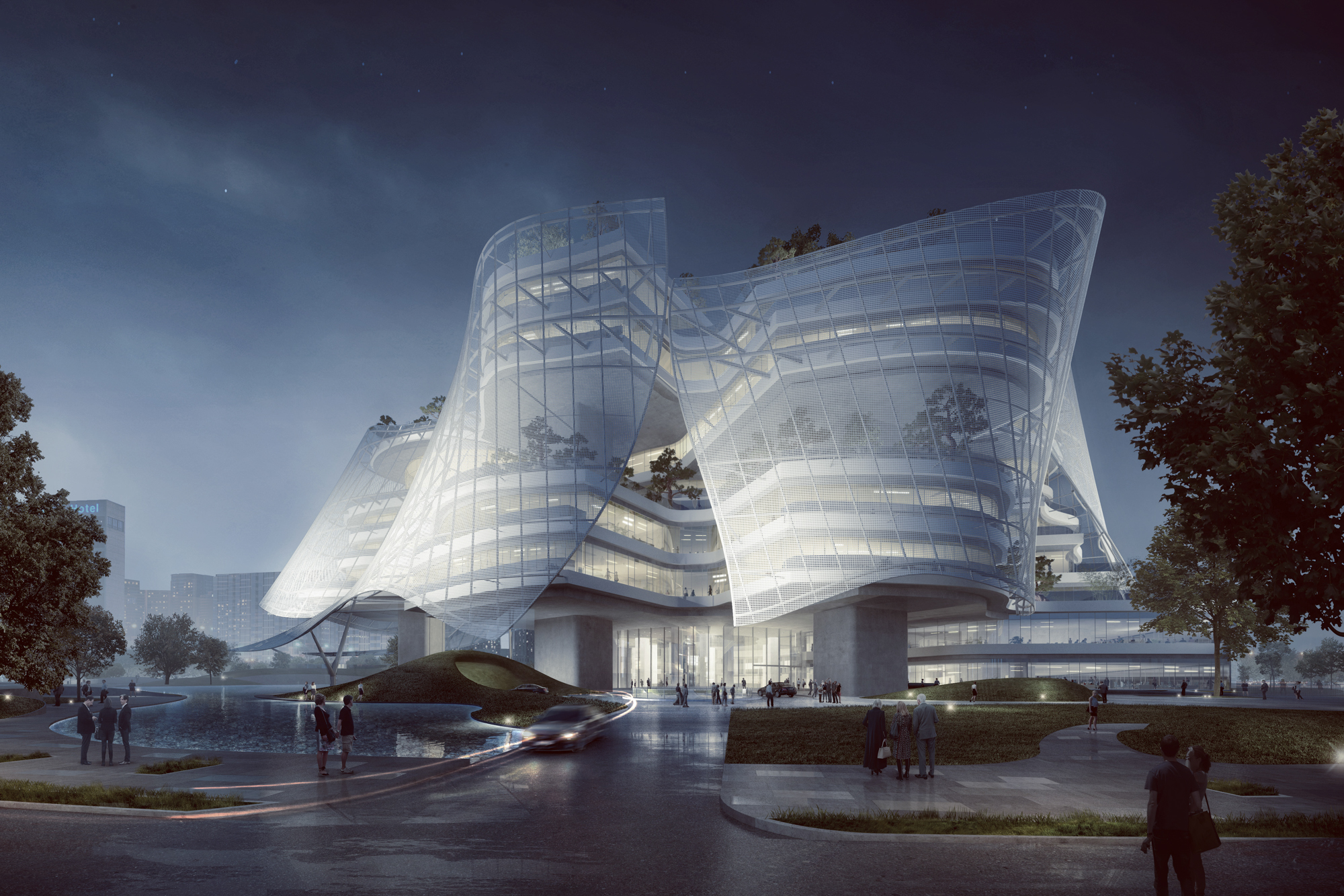 02 mad xinhee design center rendering