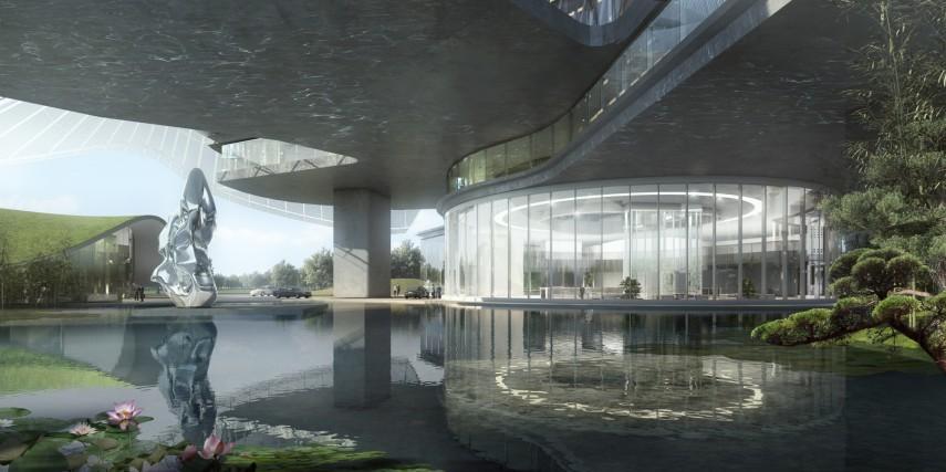 03_MAD_Xinhee Design Center_Rendering