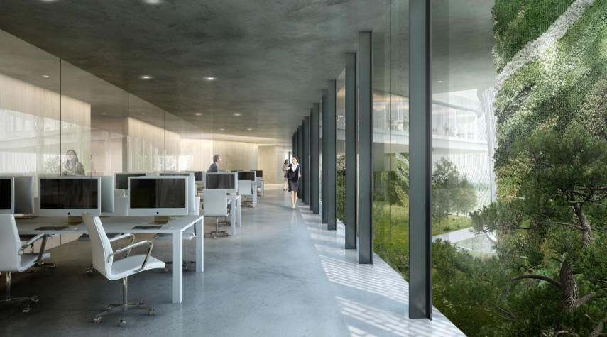 04_MAD_Xinhee Design Center_Rendering
