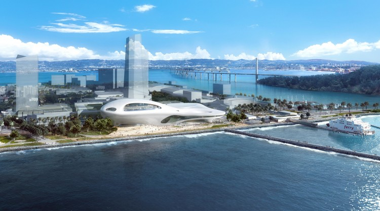 Lucas Museum of Narrative Art_SF Aerial_low res
