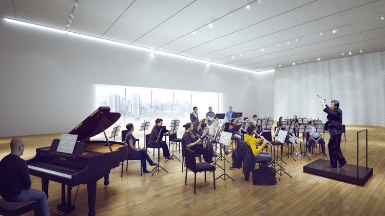 MAD_China-Philharmonic-Concert-Hall_12_rehearsal-room