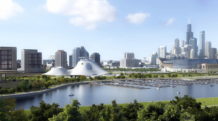 MAD_Lucas-Museum-of-Narrative-Art_View-from-Northerly-Island