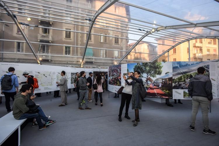 Dagli scali, la nuova città - 5 Scenari in mostra a Milano