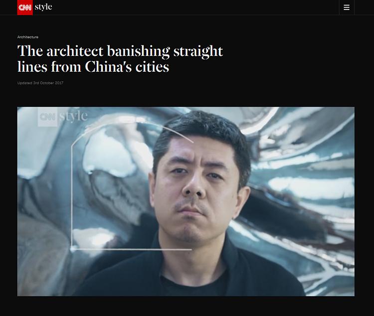 Ma Yansong CNN