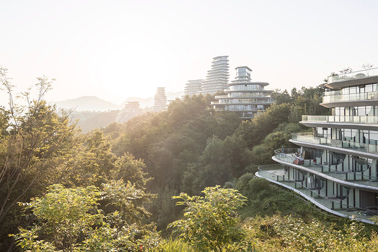 MAD Huangshan Mountain Village