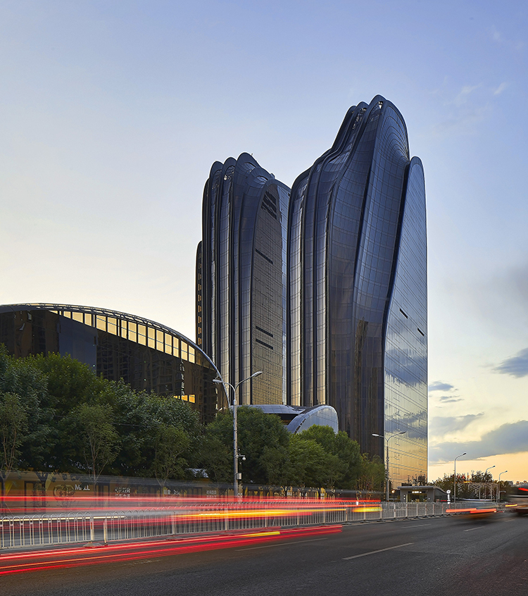 MAD_Chaoyang Park Plaza_11_by Hufton+Crow