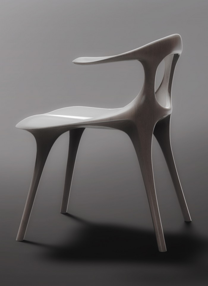 01_MAD_Gu Chair_Sawaya & Moroni©MAD Architects