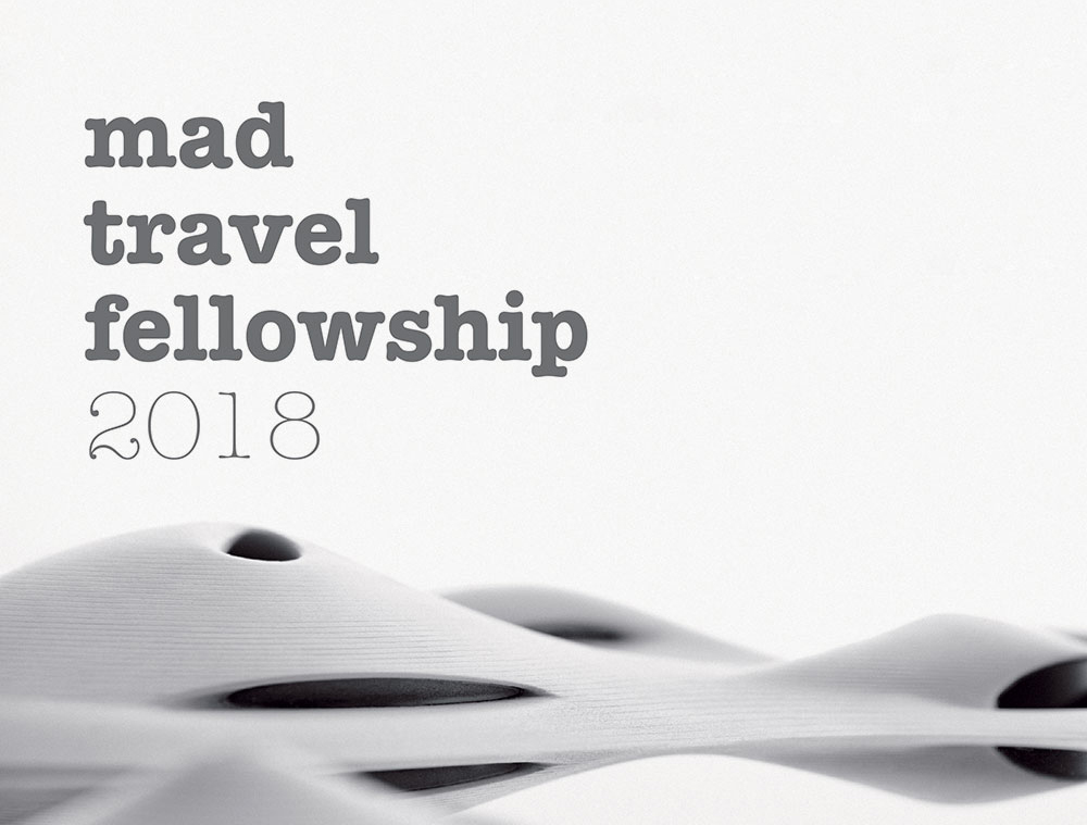2018-MAD-Travel-Fellowship