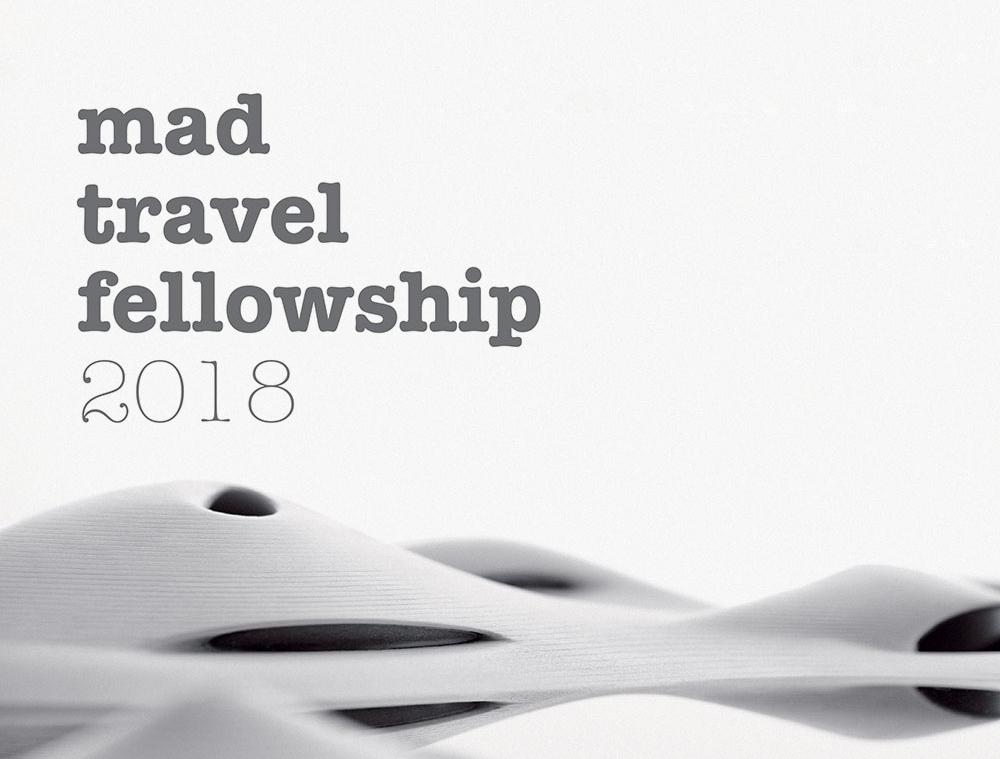 2018-MAD-Travel-Fellowship