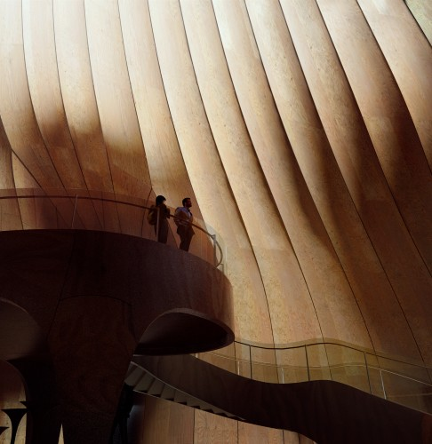 05_MAD_China Entrepreneur Forum Conference Centre_interior_by MIR