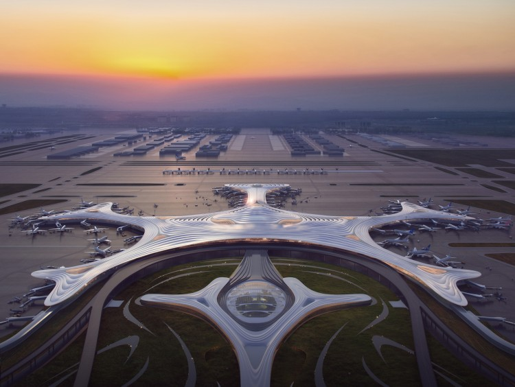 02_MAD_Harbin Airport T3