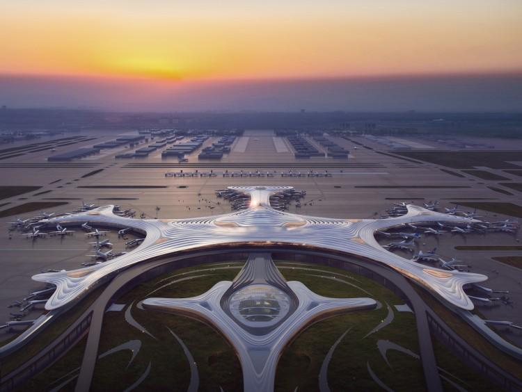 02_MAD_Harbin Airport T3