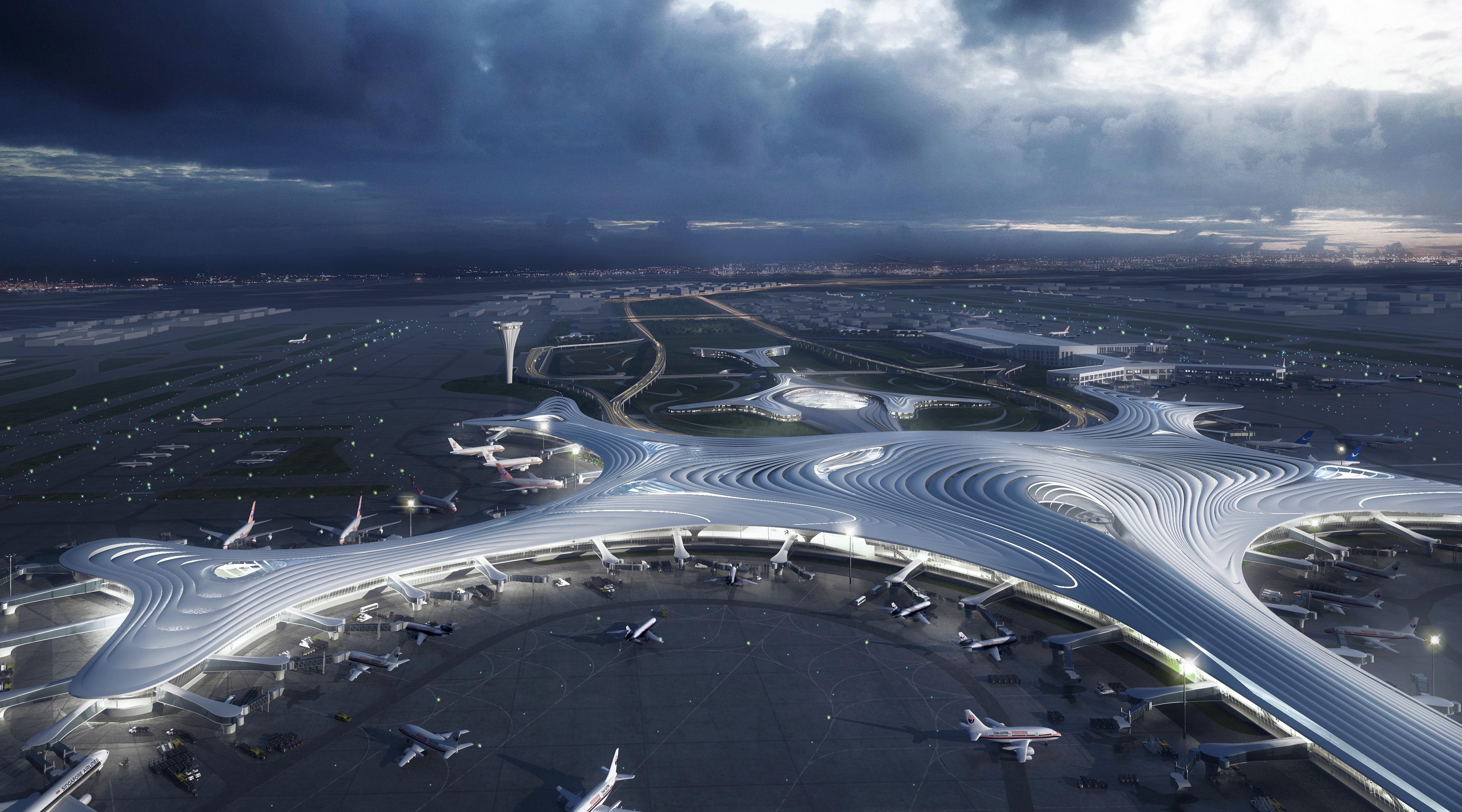 04_MAD_Harbin Airport T3