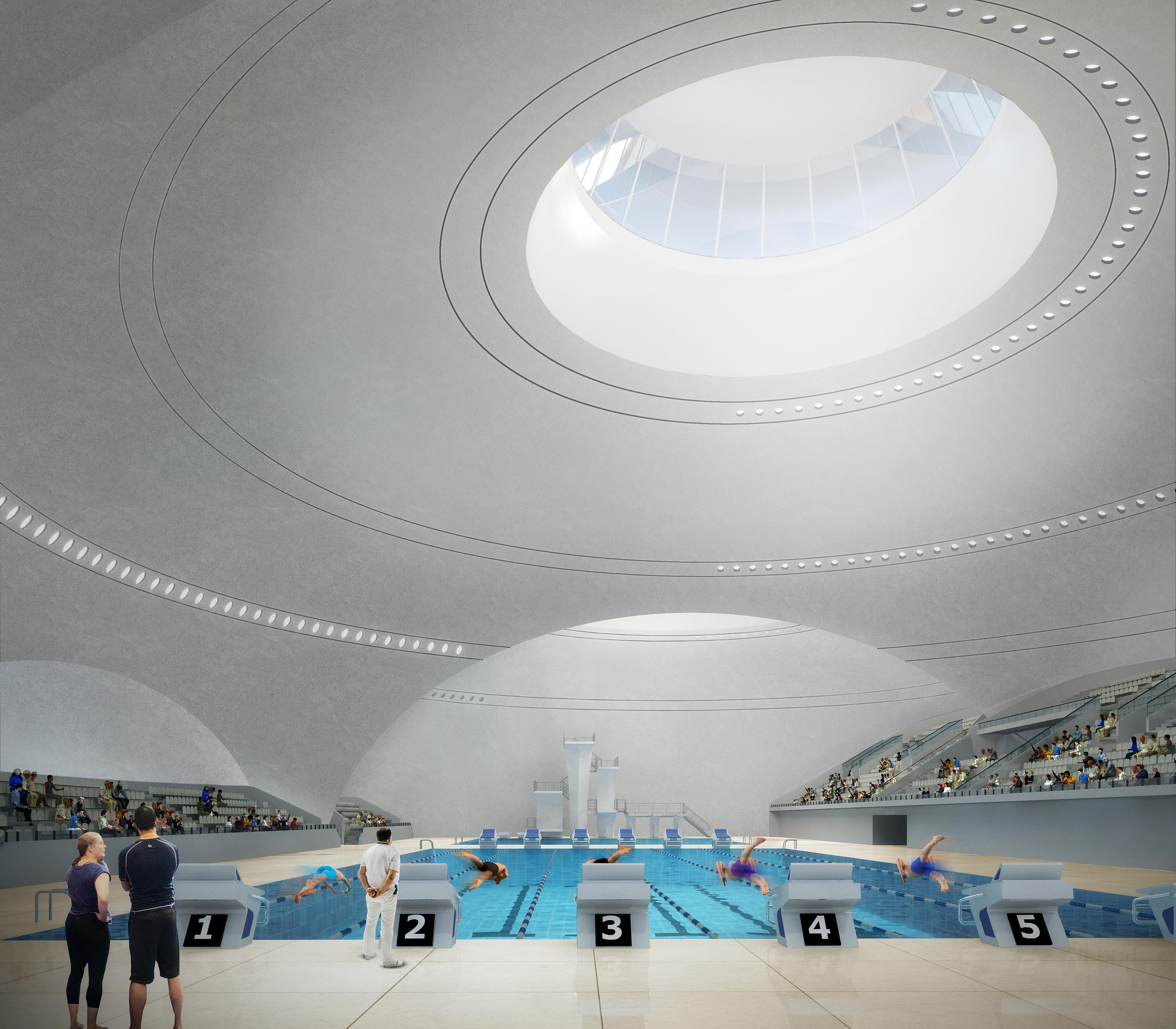 12_MAD_Quzhou Sports Campus_SD_Natatorium