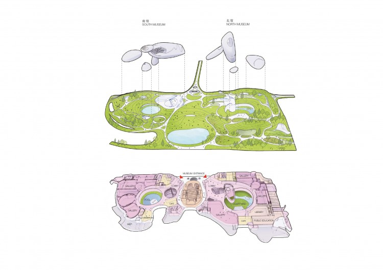 20_MAD_Shenzhen Bay Cultural Park_Diagram-150
