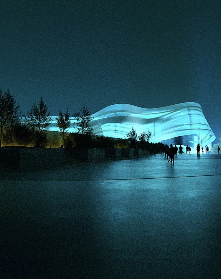 02_MAD_ParisAquaticCenter_nightview_by MIR