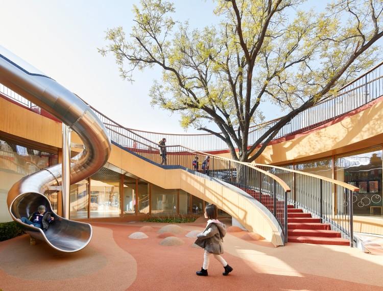 14_MAD_Yuecheng Courtyard Kindergarten_by Hufton+Crow