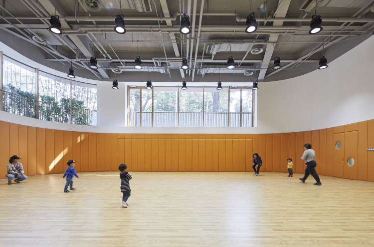 19_MAD_Yuecheng Courtyard Kindergarten_by Hufton+Crow