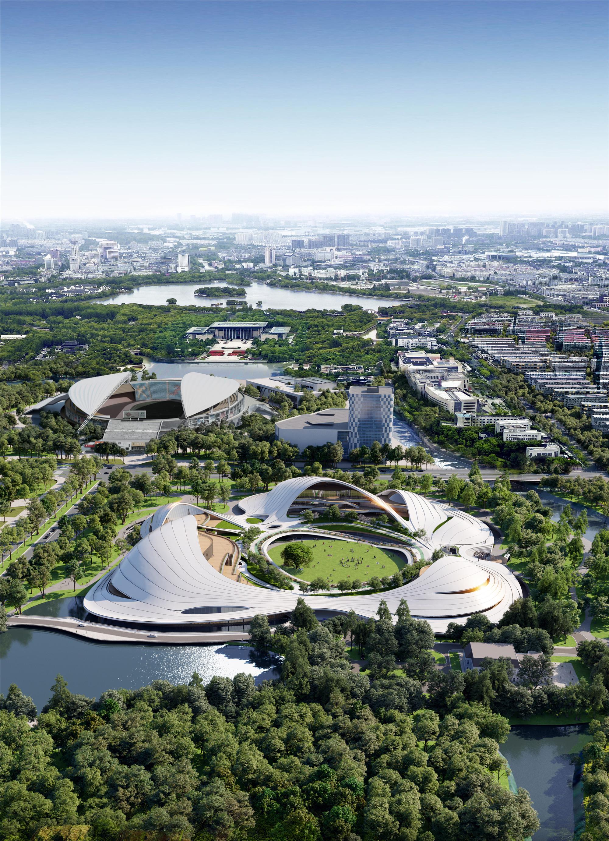 02_Jiaxing Nanhu Future Plaza