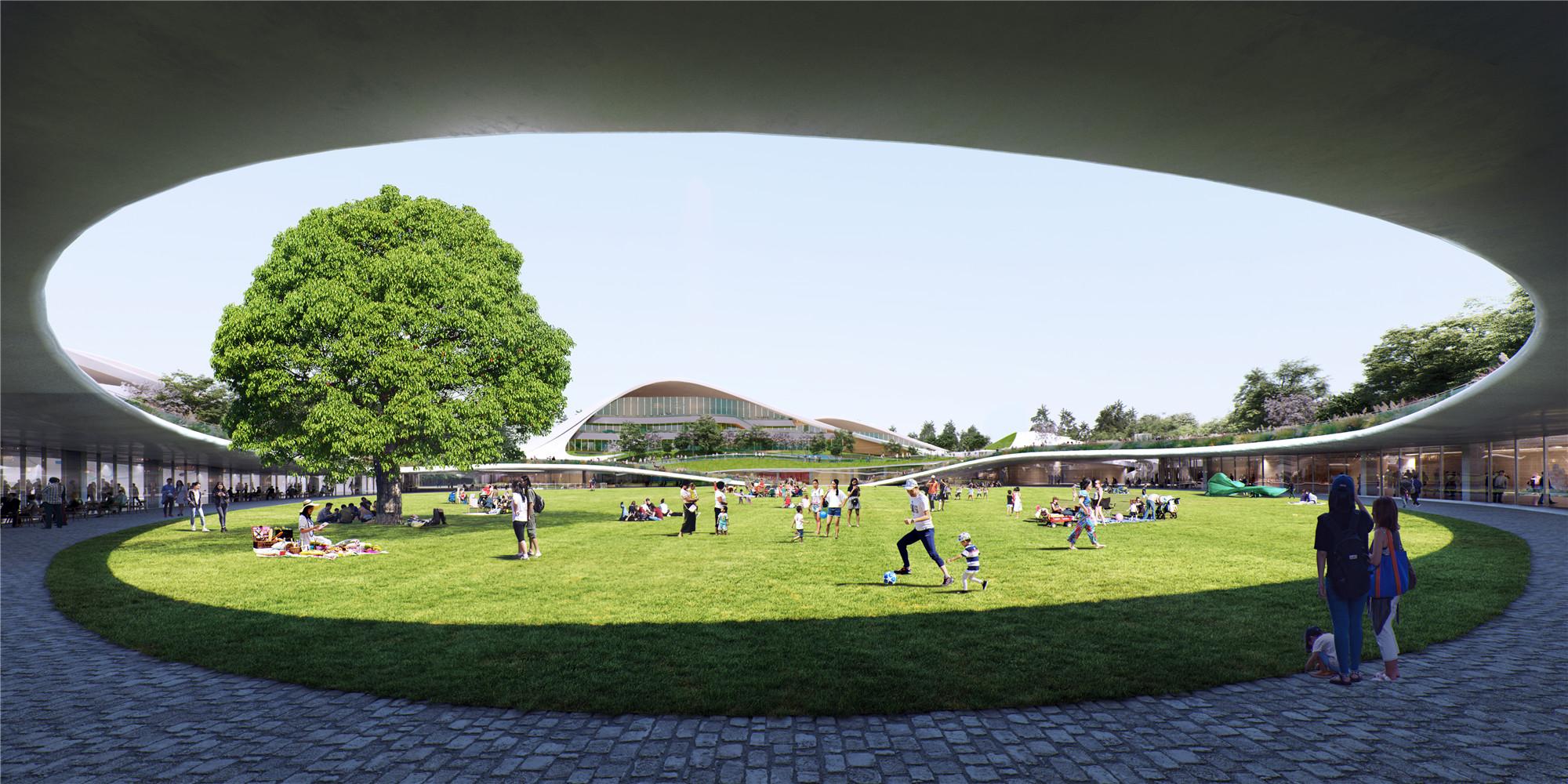 06_Jiaxing Nanhu Future Plaza