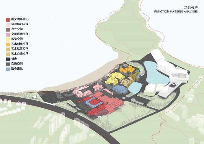 09_层叠的建筑群体,散落的小空间