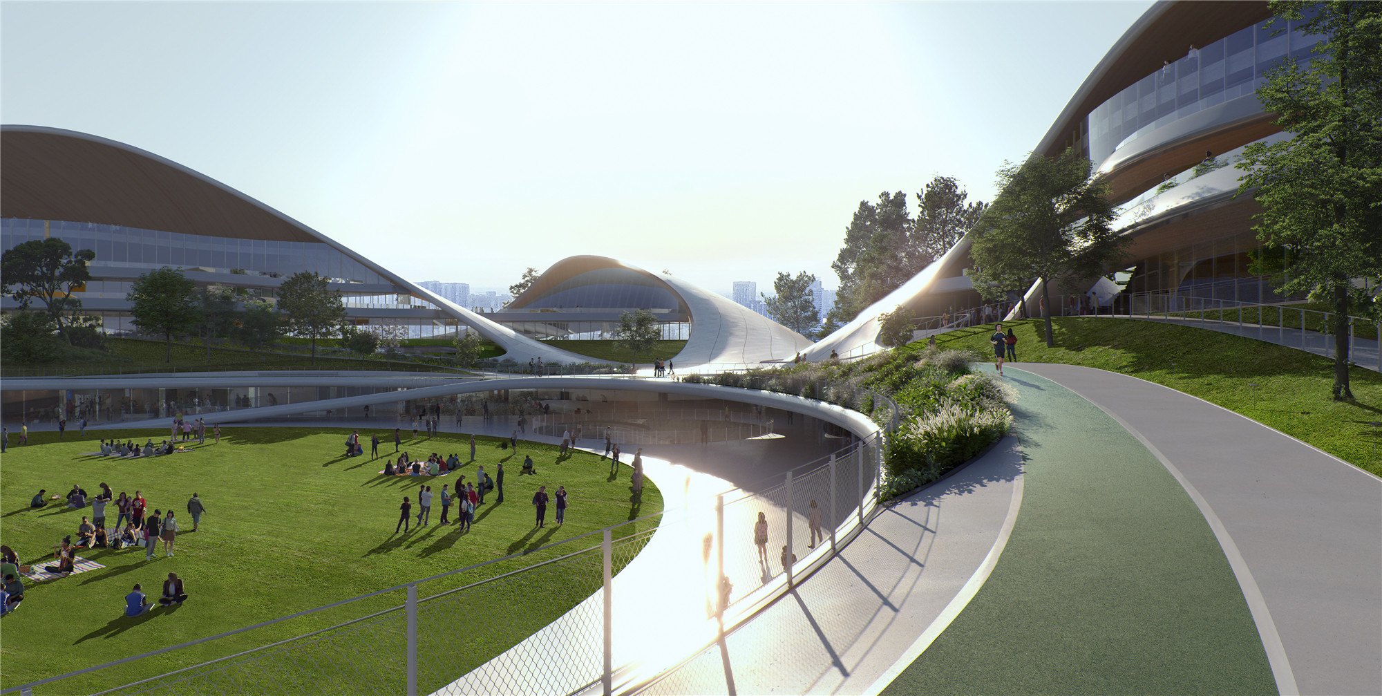 09_Jiaxing Nanhu Future Plaza_PodiumLevel