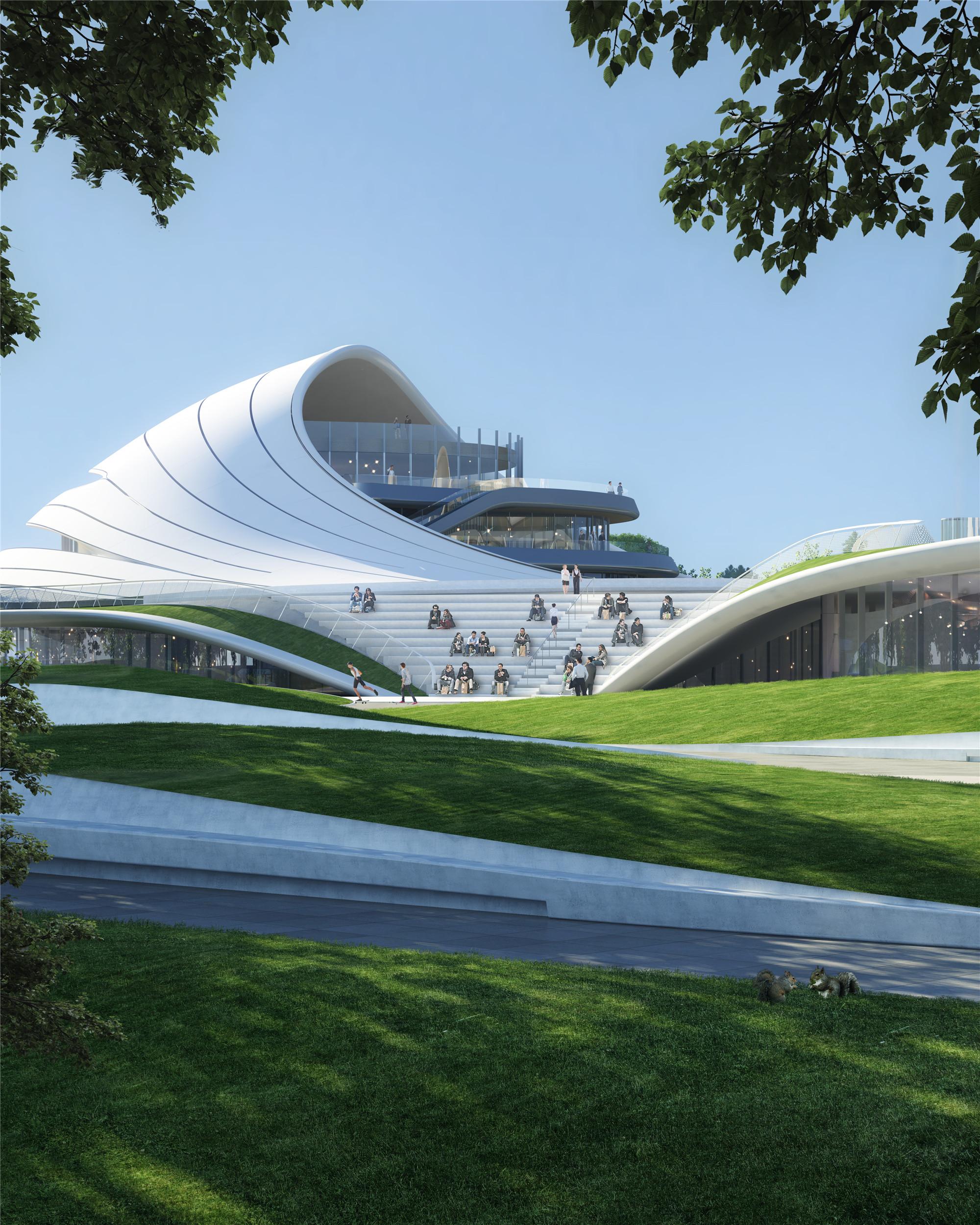 10_Jiaxing Nanhu Future Plaza