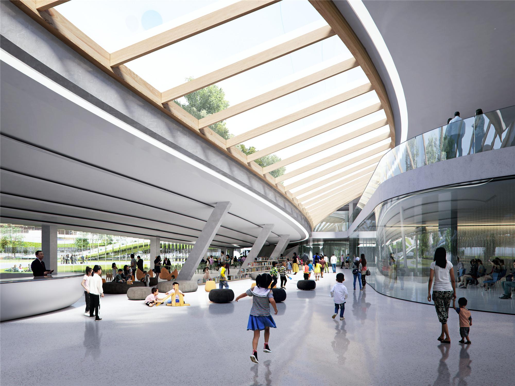 13_Jiaxing Nanhu Future Plaza