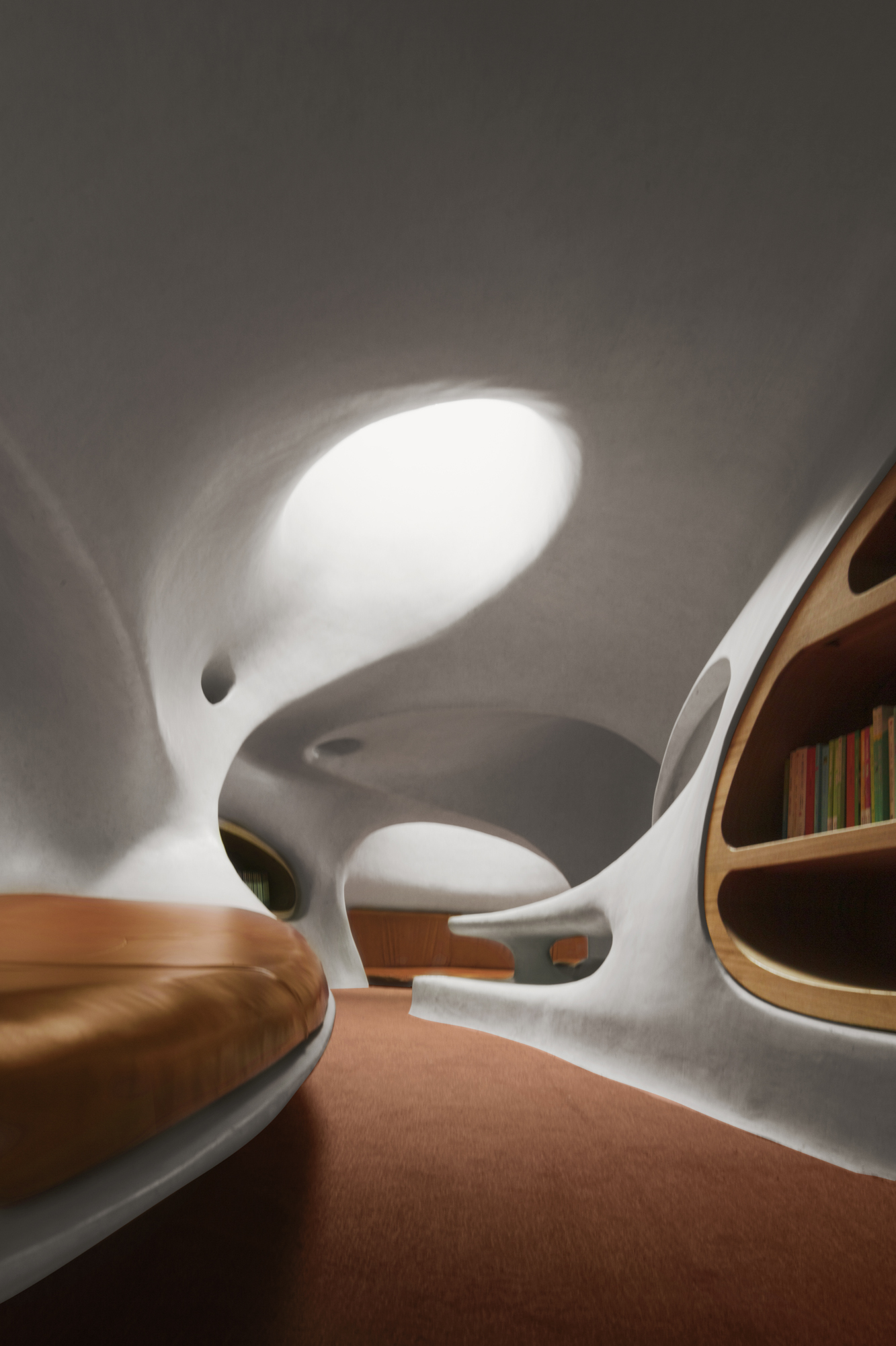 14_MAD_Wormhole Library_by 存在建筑