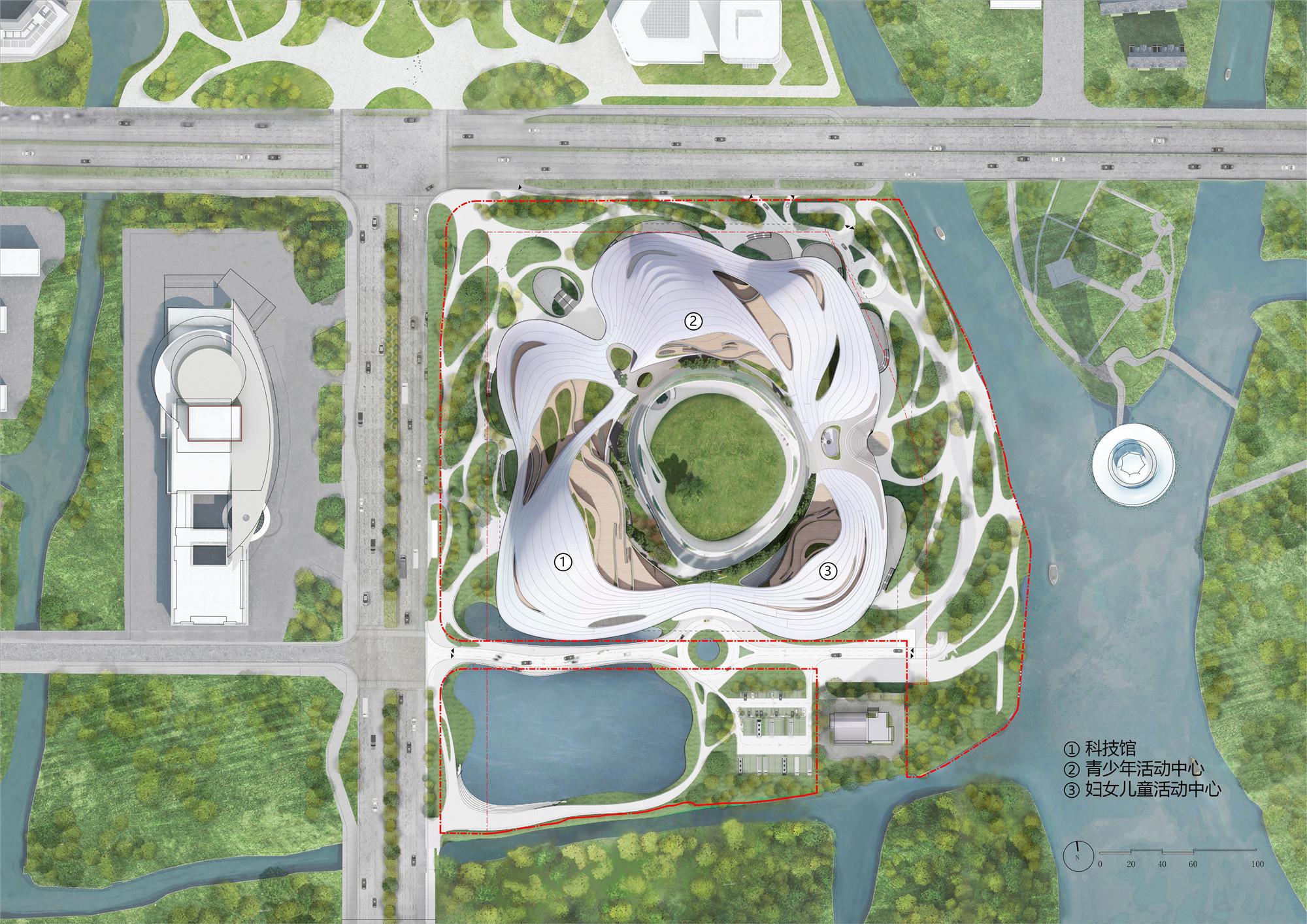 17_Jiaxing Nanhu Future Plaza_Master Plan