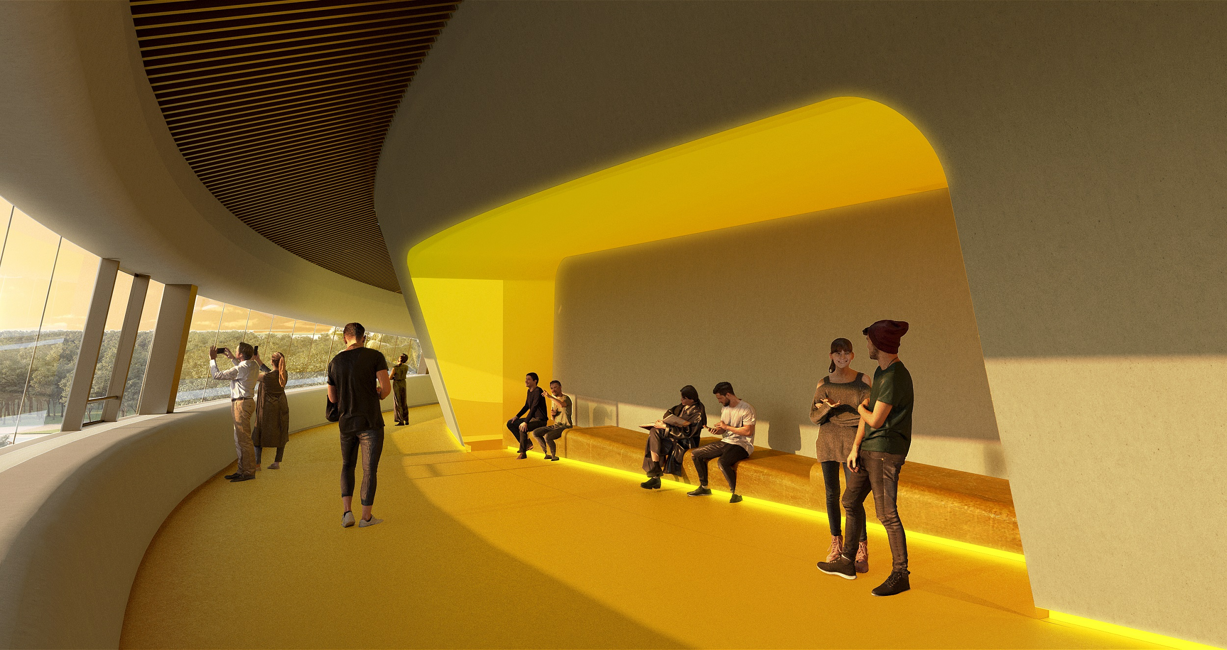 12_MAD_Hainan Science and Technology Museum_interior3