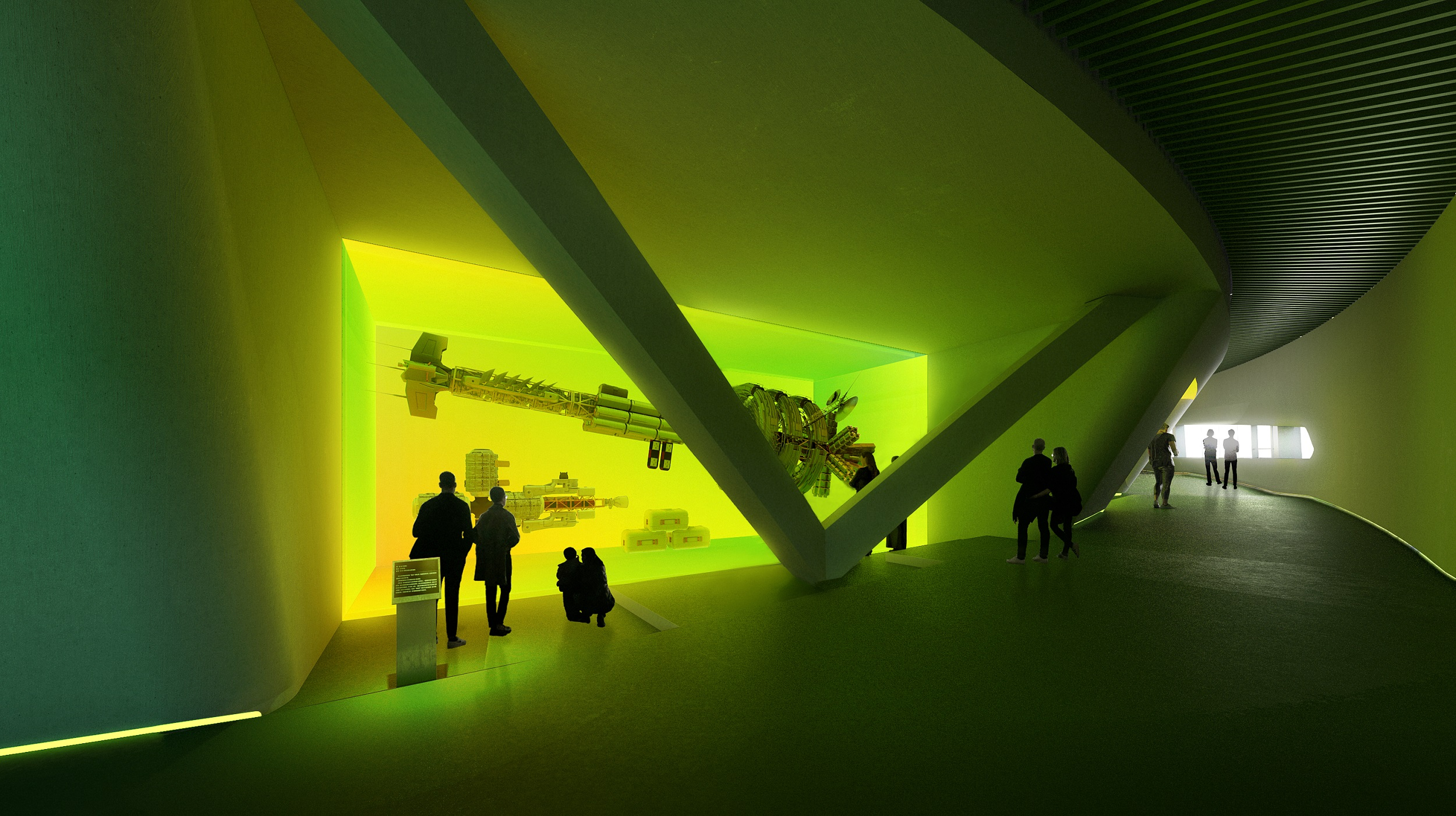13_MAD_Hainan Science and Technology Museum_interior4